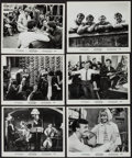 "Movie Posters:Rock and Roll, Ferry Cross the Mersey (United Artists, 1965). Photos (17) (8"" X10""). Rock and Roll.. ... (Total: 17 Items)"