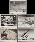 "Movie Posters:Documentary, Eyes in Outer Space (Buena Vista, 1959). Photos (9) (8"" X 10""). Documentary.. ... (Total: 9 Items)"