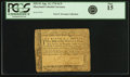 Colonial Notes:Maryland, Maryland August 14, 1776 $1/9 Fr. MD-91. PCGS Fine 15.. ...
