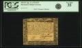 Colonial Notes:Maryland, Maryland August 14, 1776 $2/3 Fr. MD-95. PCGS Very Fine 35.. ...