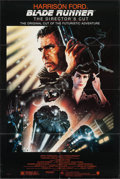 "Movie Posters:Science Fiction, Blade Runner (Warner Brothers, R-1992). Director's Cut One Sheet(27"" X 40"" DS. Science Fiction.. ..."
