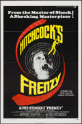 "Movie Posters:Hitchcock, Frenzy (Universal, 1972). One Sheet (27"" X 41""). Hitchcock.. ..."