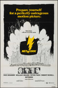 """Movie Posters:Drama, Network & Other Lot (United Artists, 1976). One Sheets (2) (27"""" X 41""""). Drama.. ... (Total: 2 Items)"""