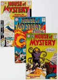Silver Age (1956-1969):Horror, House of Mystery Group of 8 (DC, 1963-66).... (Total: 8 ComicBooks)