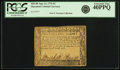 Colonial Notes:Maryland, Maryland August 14, 1776 $2 Fr. MD-98. PCGS Extremely Fine 40PPQ.....