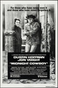 "Movie Posters:Academy Award Winners, Midnight Cowboy & Other Lot (United Artists, R-1980). OneSheets (2) (27"" X 41""). Academy Award Winners.. ... (Total: 2Items)"