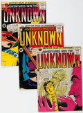 Silver Age (1956-1969):Horror, Adventures Into The Unknown Group of 15 (ACG, 1958-59).... (Total:15 Comic Books)