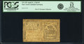 Colonial Notes:New York, Colony of New York April 21, 1760 5 Pounds Fr. NY-159. PCGS Fine 12Apparent.. ...