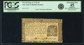 Colonial Notes:New York, New York March 5, 1776 $3 Fr. NY-193. PCGS Extremely Fine 45Apparent.. ...