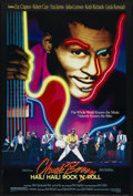 """Movie Posters:Rock and Roll, Chuck Berry: Hail! Hail! Rock 'n' Roll (Universal, 1987). One Sheet (26.5"""" X 40""""). Rock and Roll. ..."""
