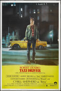 "Movie Posters:Crime, Taxi Driver (Columbia, 1976). Poster (40"" X 60""). Crime. ..."