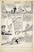 Original Comic Art:Panel Pages, Carmine Infantino and Murphy Anderson - The Flash #149, page 6Original Art (DC, 1964)....