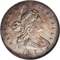 Early Half Dimes, 1801 H10C MS61 NGC....