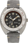"Timepieces:Wristwatch, Doxa Vintage Sub 300T Sharkhunter ""Aqua-Lung"" U.S. Divers Co. . ..."