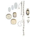 Timepieces:Other , Eleven Miscellaneous Watch Items. ... (Total: 11 Items)