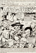Original Comic Art:Splash Pages, John Byrne and Terry Austin X-Men #111 Splash Page 1Original Art (Marvel, 1978)....