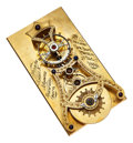 Timepieces:Other , Straight Line Lever Escapement Model, Parson's HorologicalInstitute. ...