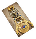 Timepieces:Other , Lever Escapement Model, circa 1897. ...