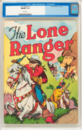 Golden Age (1938-1955):Western, Lone Ranger #1 (Dell, 1948) CGC NM/MT 9.8 White pages....