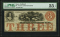 Obsoletes By State:Iowa, Ashland, IA- Farmers & Merchants Bank $3 Oct. 26, 1857 Oakes4-3. ... (Total: 2 items)