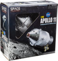 Explorers:Space Exploration, Apollo 11 Command/ Service Module (CSM) Model from the Dragon SpaceCollection, New in Box....