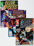 Modern Age (1980-Present):Superhero, Silver Surfer Box Lot (Marvel, 1989-95) Condition: Average FN....(Total: 2 Box Lots)