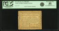 Colonial Notes:North Carolina, North Carolina May 10, 1780 $250 Fr. NC-195. PCGS Extremely Fine 40 Apparent.. ...