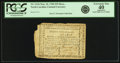 Colonial Notes:North Carolina, North Carolina May 10, 1780 $25 Hora... Fr. NC-191b. PCGS Extremely Fine 40 Apparent.. ...