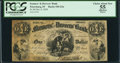 Obsoletes By State:Indiana, Petersburg, IN - Farmers' & Drovers Bank $1 Oct. 4, 1858 G2a. ...