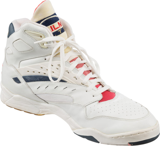 c76c26d6b2a ... Basketball Collectibles:Others, 1992 Olympic Games Karl Malone Game  Worn & Signed USABasketball ...