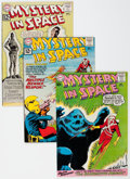 Silver Age (1956-1969):Science Fiction, Mystery in Space - Adam Strange Group of 5 (DC, 1961-63) Condition: Average FN+.... (Total: 5 Comic Books)