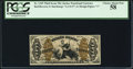 Fractional Currency:Third Issue, Fr. 1349 50¢ Third Issue Justice PCGS Choice About New 58.. ...