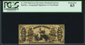 Fractional Currency:Third Issue, Fr. 1355 50¢ Third Issue Justice PCGS Choice New 63.. ...