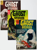 Silver Age (1956-1969):Horror, Ghost Stories File Copies Group of 60 (Dell, 1963-73) Condition:Average VF+.... (Total: 60 Comic Books)