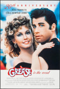 "Movie Posters:Musical, Grease & Others Lot (Paramount, R-1997). One Sheets (3) (27"" X 40"") DS. Musical.. ... (Total: 3 Items)"