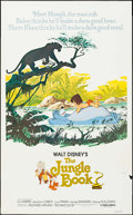 """Movie Posters:Animation, The Jungle Book & Other Lot (Buena Vista, R-1978). One Sheet(27"""" X 41"""") & Autographed Mini Poster (18"""" X 24""""). Animation..... (Total: 2 Items)"""