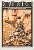 "Movie Posters:War, Tora! Tora! Tora! (20th Century Fox, 1970). Australian One Sheet(27"" X 40""). War.. ..."