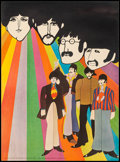 """Movie Posters:Animation, Yellow Submarine (Columbia Records, 1968). Personality Poster (21"""" X 28.5""""). Animation.. ..."""