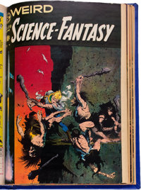 Weird Science-Fantasy/Incredible Science Fiction Complete Series Bound Volume (EC, 1954-55)