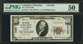 National Bank Notes:Nebraska, Columbus, NE - $10 1929 Ty. 1 The German NB Ch. # 8328. ...