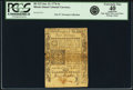 Colonial Notes:Rhode Island, Rhode Island January 15, 1776 4 Shillings Fr. RI-223. PCGSExtremely Fine 40 Apparent.. ...