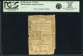 Colonial Notes:Rhode Island, Rhode Island January 15, 1776 10 Shillings Fr. RI-225. PCGS Very Fine 25 Apparent.. ...