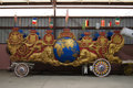 General Historic Events:Expos, Barnum & Bailey Parade Wagon Circa 1903....