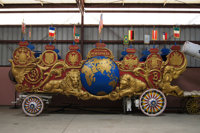 Barnum & Bailey Parade Wagon Circa 1903
