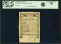 Colonial Notes:Rhode Island, Rhode Island May 1786 1 Shilling Fr. RI-292. PCGS Choice About New58.. ...