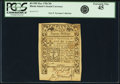 Colonial Notes:Rhode Island, Rhode Island May 1786 20 Shillings Fr. RI-298. PCGS Extremely Fine45.. ...