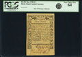 Colonial Notes:Rhode Island, Rhode Island May 1786 3 Pounds Fr. RI-301. PCGS Very Choice New64.. ...