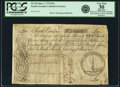 Colonial Notes:South Carolina, South Carolina June 1, 1775 10 Pounds Fr. SC-99. PCGS Very Fine 30Apparent.. ...