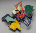 Fine Art - Sculpture, American:Contemporary (1950 to present), Charles Arthur Arnoldi (American, b. 1946). Untitled, 1988.Welded metal. 20 x 18 x 9 inches (50.8 x 45.7 x 22.9 cm). Si...