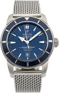 Timepieces:Wristwatch, Breitling SuperOcean Heritage 46 Wristwatch. ...